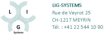 LIG Systems Logo