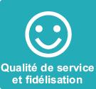 Qualité de service et fidélisation